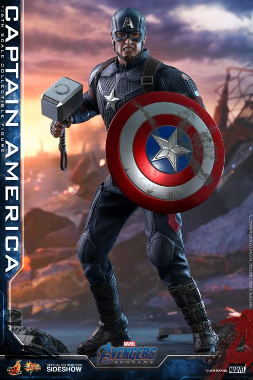 Captain America MCU Shield