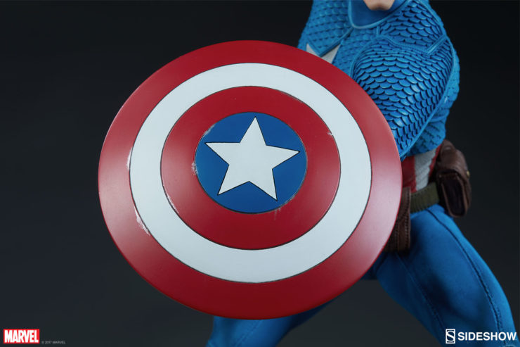 5 of Captain America's Best Shields!