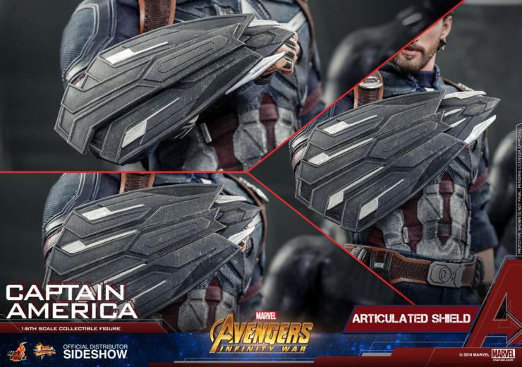Captain America Wakandan Shield