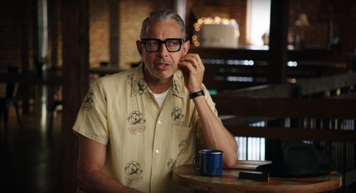 The World According to Jeff Goldblum