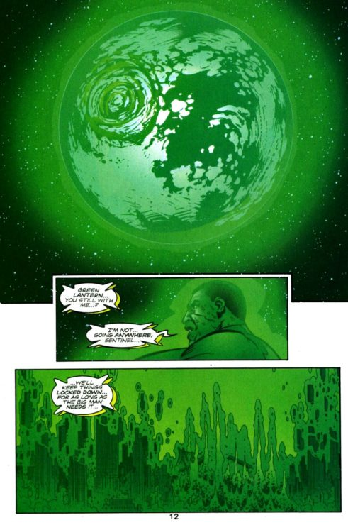 John Stewart Holding the Earth Together