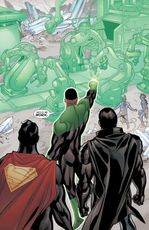 John Stewart Kryptonian Tele-Disruptor