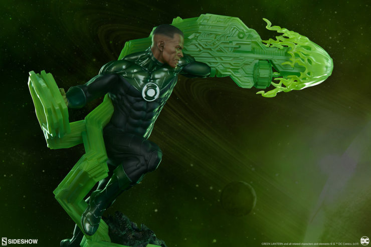 Green Lantern: Top 5 Best Constructs John Stewart Ever Made