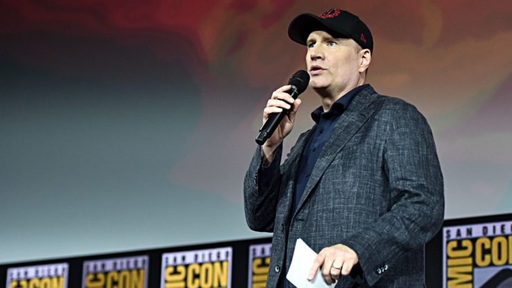 Kevin Feige to develop Star Wars film