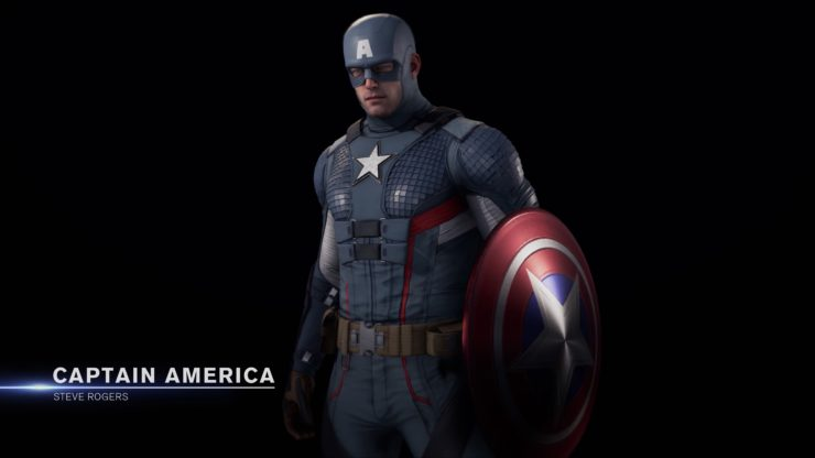 Marvel Reveals Captain America's Secret Empire Outfit