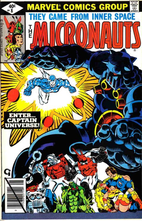 Micronauts film gets a writer and director