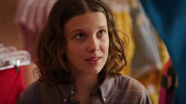 Millie Bobby Brown in Stranger Things Season 3