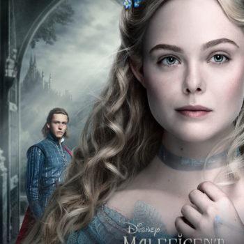 New Maleficent Mistress of Evil Poster featuring Princess Aurora