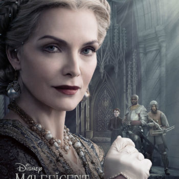 New Maleficent Mistress of Evil Poster featuring Queen Igrith