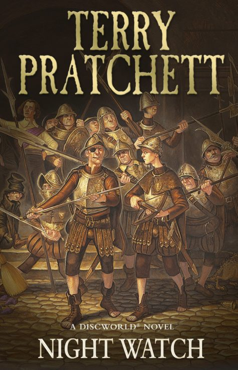 Book cover for Night Watch by Terry Pratchett
