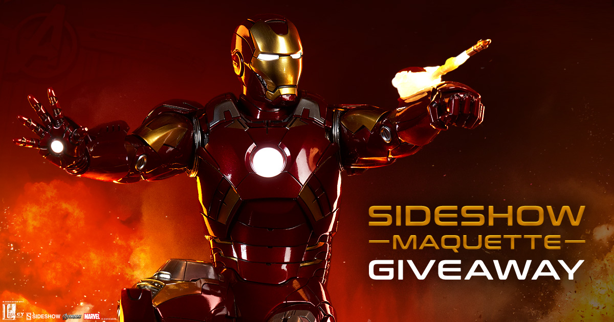 Sideshow Maquette Giveaway