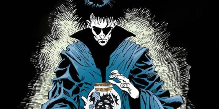 Sandman will be faithful to source material