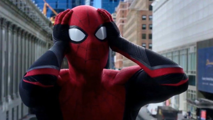Spider-Man Back in MCU