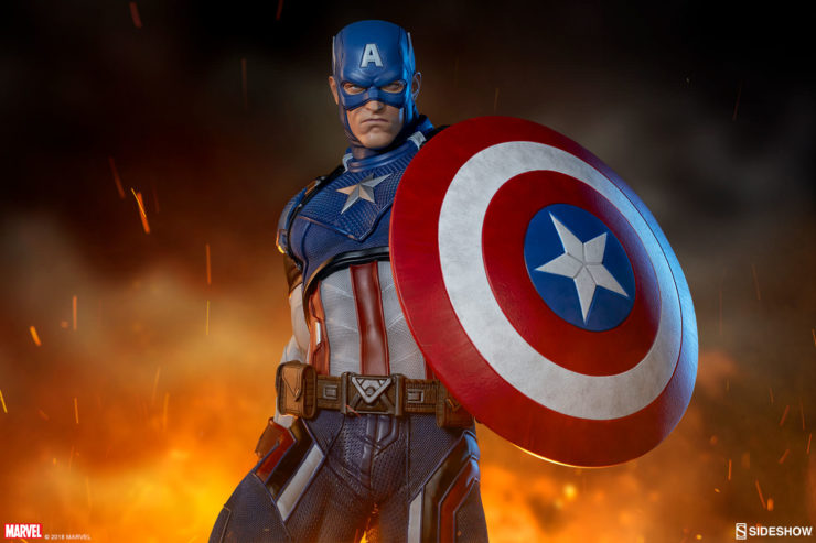 Top 10 Iconic Super Hero Weapons- Captain America's Shield