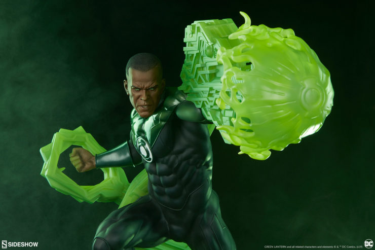 Top 10 Iconic Super Hero Weapons- Green Lantern Rings