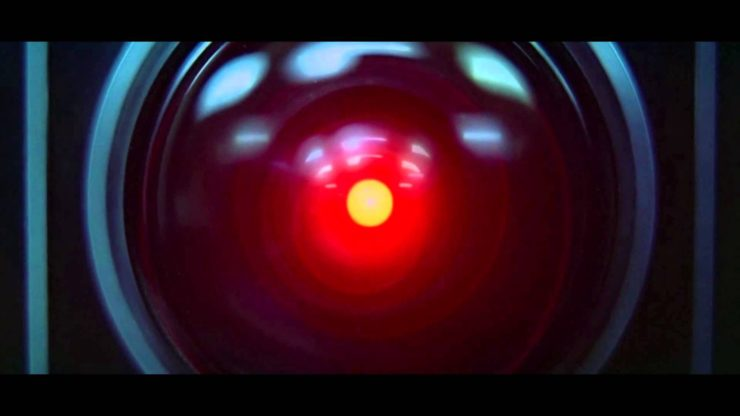 Top 10 Evil Robots in Film– Geek Culture Countdown Podcast!