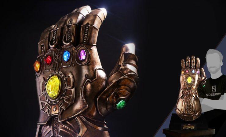 Top 10 Iconic Super Hero Weapons- The Infinity Gauntlet