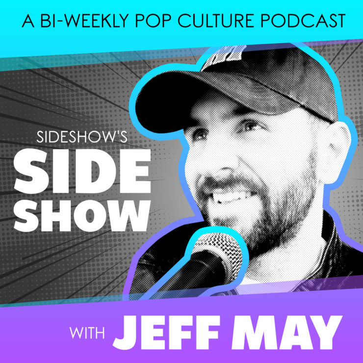 Sideshow's Side Show with Jeff May Live! at NYCC
