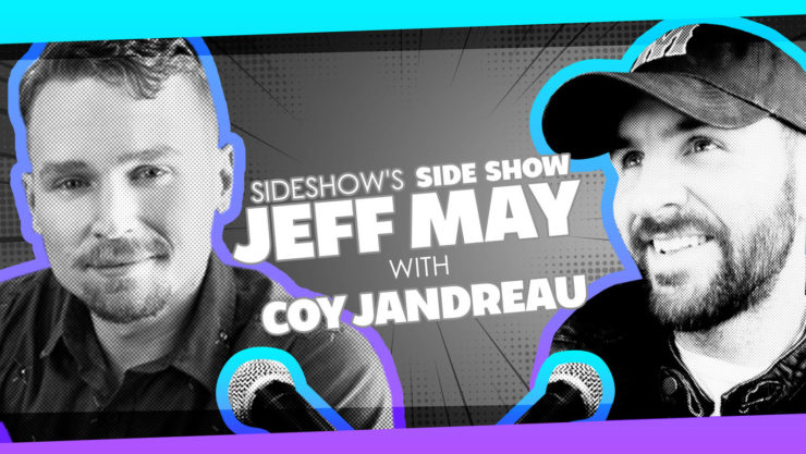 Coy Jandreau Talks Boxing and Being a Professional Nerd on Sideshow's Side Show with Jeff May