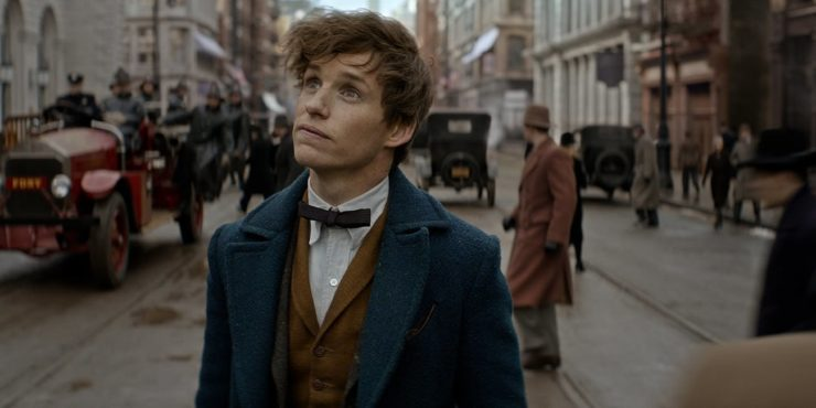 Fantastic Beasts 3 script still in the works