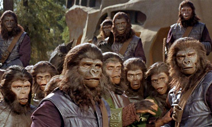 The Sci-Fi Seven: 1960s-1970s