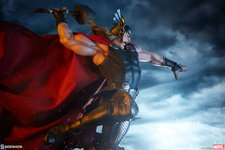 Top 10 Iconic Super Hero Weapons- Mjolnir