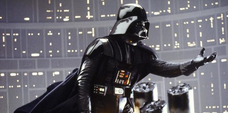 Darth Vader: The Villain with No Fear
