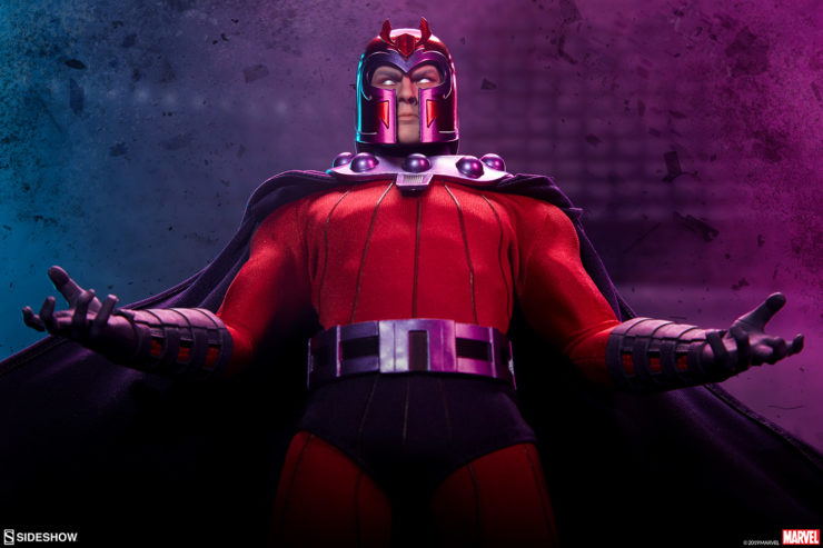 Elevate Mutantkind with These New Photos of the Magneto Sixth Scale Figure!