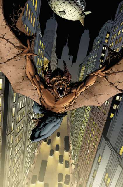 Batman's Creepiest Foes- The Man-Bat