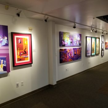 The Comic-Con Museum hosts The Art of Shag