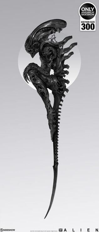 Alien: Perfect Specimen Fine Art Print by Nekro