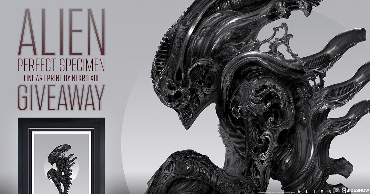 Alien: Perfect Specimen Print Giveaway