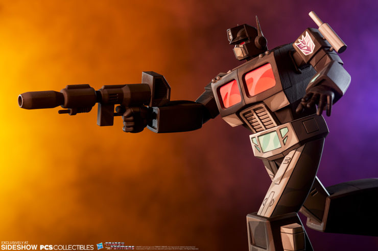 The Nemesis Prime Classic Scale Statue from PCS Collectibles Will Infiltrate Your Transformers Collection