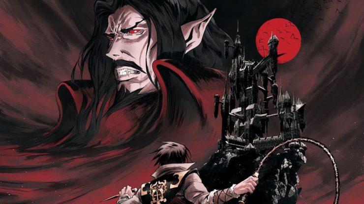 Castlevania- Vampire TV Shows