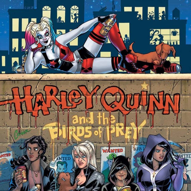 Harley Quinn and the Birds of Prey new comic