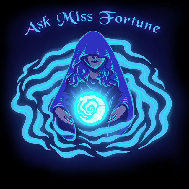 Let Miss Fortune peer into your soul…