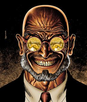Batman's Creepiest Foes- Hugo Strange