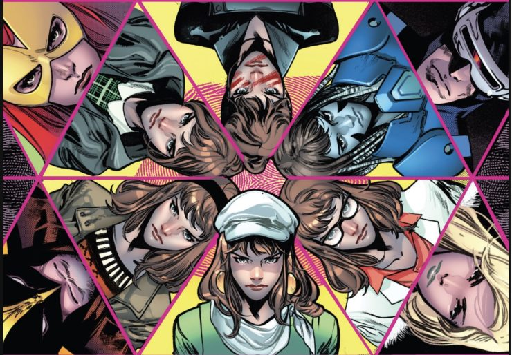 COMIC DISCUSSION: House of X and Powers of X