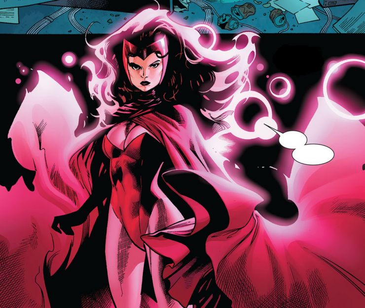 Marvel's Most Masterful Witches