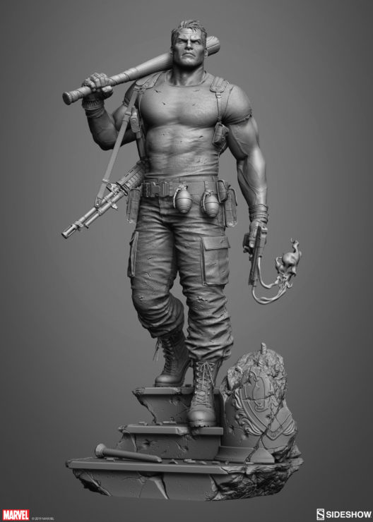 Punisher Sculpt