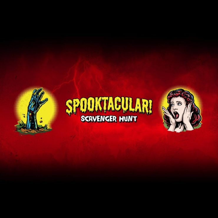 Spooktacular 2019 Scavenger Hunt!- Completion Survey is Live!