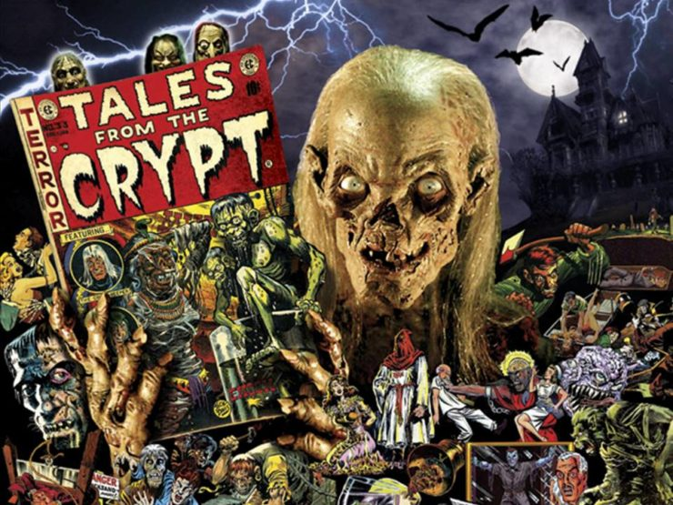 Creepy Anthology Series- Tales from the Crypt