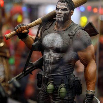 The Punisher Premium Format Figure