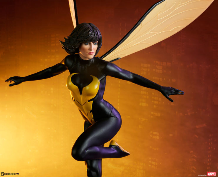 Van Dyne Design Studios: Super Hero Costumes That the Wasp Created