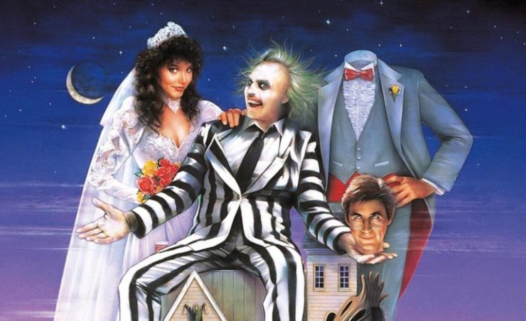 Beetlejuice Then & Now
