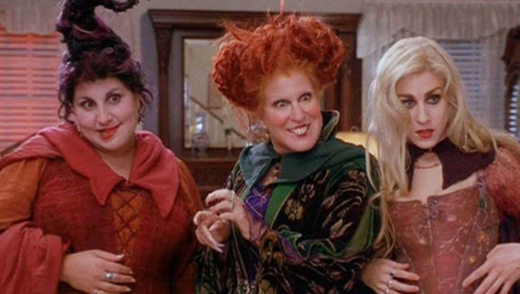 Best Witch Movies- Hocus Pocus