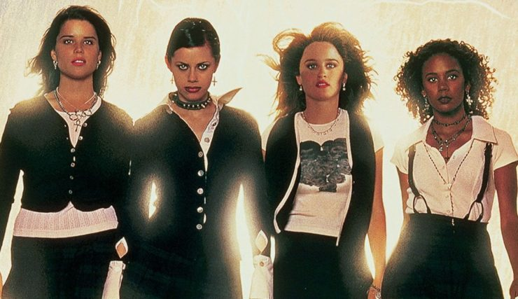 Best Witch Movies- The Craft