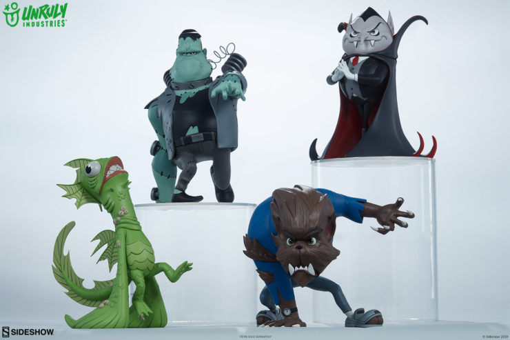 Spooktacular Quiz and Giveaway: Which Classic Monster Are You?