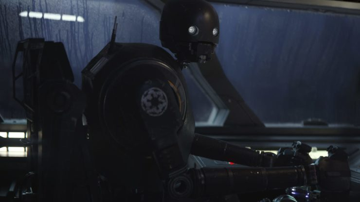 Rogue One: A Star Wars Story- K-2S0