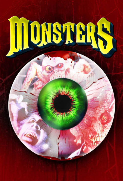 Creepy Anthology Series- Monsters